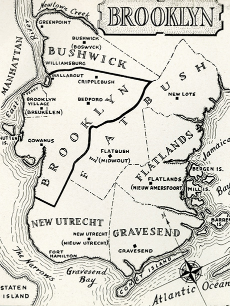 Original Dutch Towns of Brooklyn
