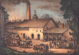 Schaefer Brewery 1842