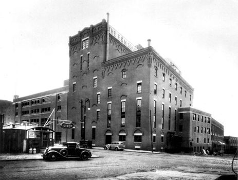 Schaefer Brewery 1942