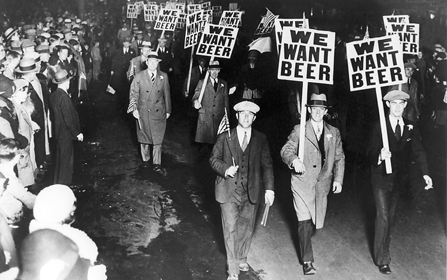 brewery march