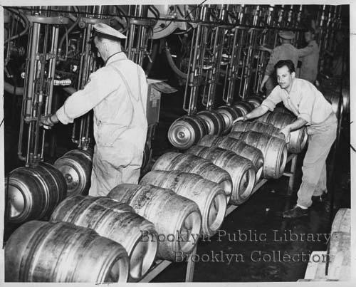 Schaefer barrels, after the strike